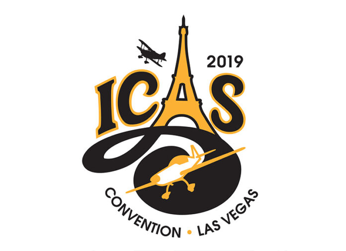 2019 ICAS Convention Logo