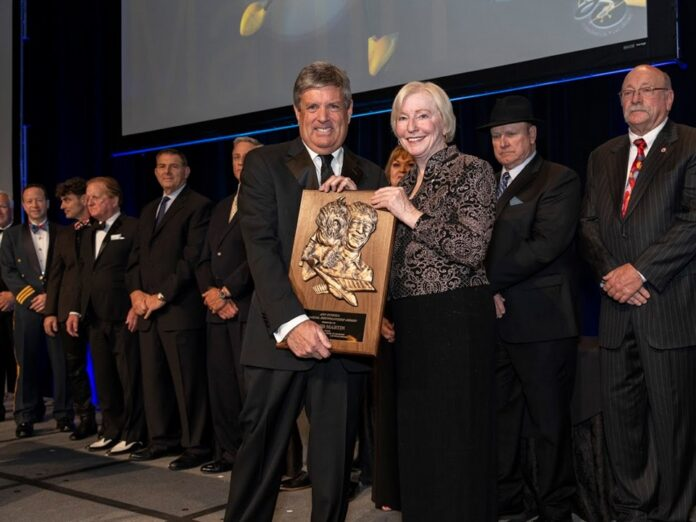 David Martin - Art Scholl Award - ICAS 2019